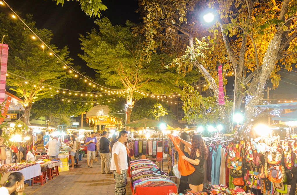 Night Bazaar | Chaing Mai